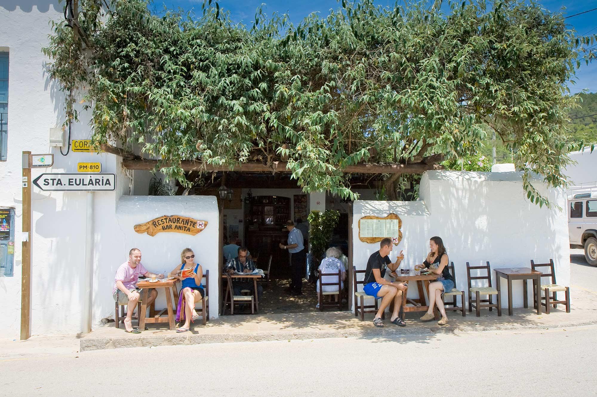 Bar Anita - Ibiza Style
