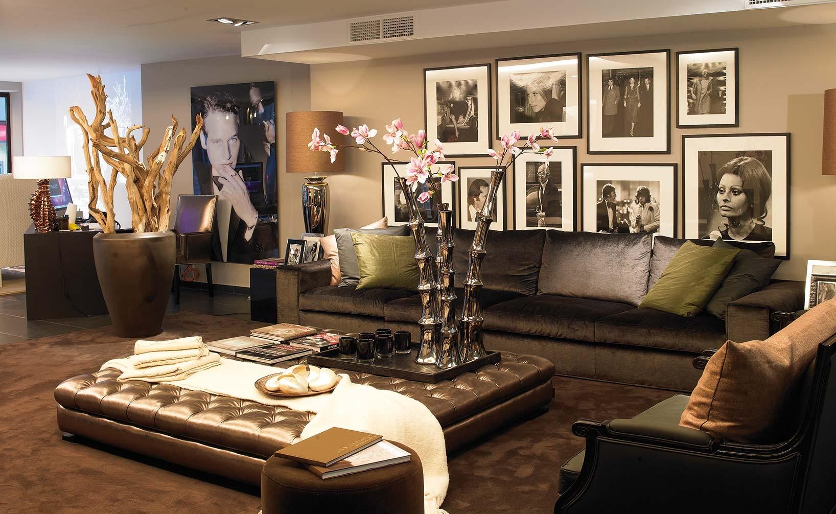 Glamour Designer Eric Kuster and his Metropolitan Luxury in Ibiza ...