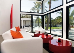 Dieses Haus Entstand Durch Den Umbau Eines Auf Einem Bauerngehöft In Ibiza  Gelegenen über 30 Jahre Alten Dunklen Und Feuchten Gebäudes.