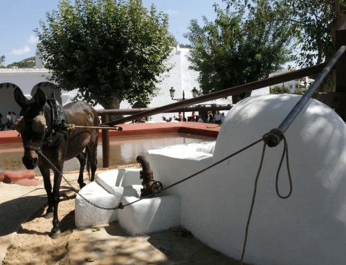 Ibiza, Land des Wassers