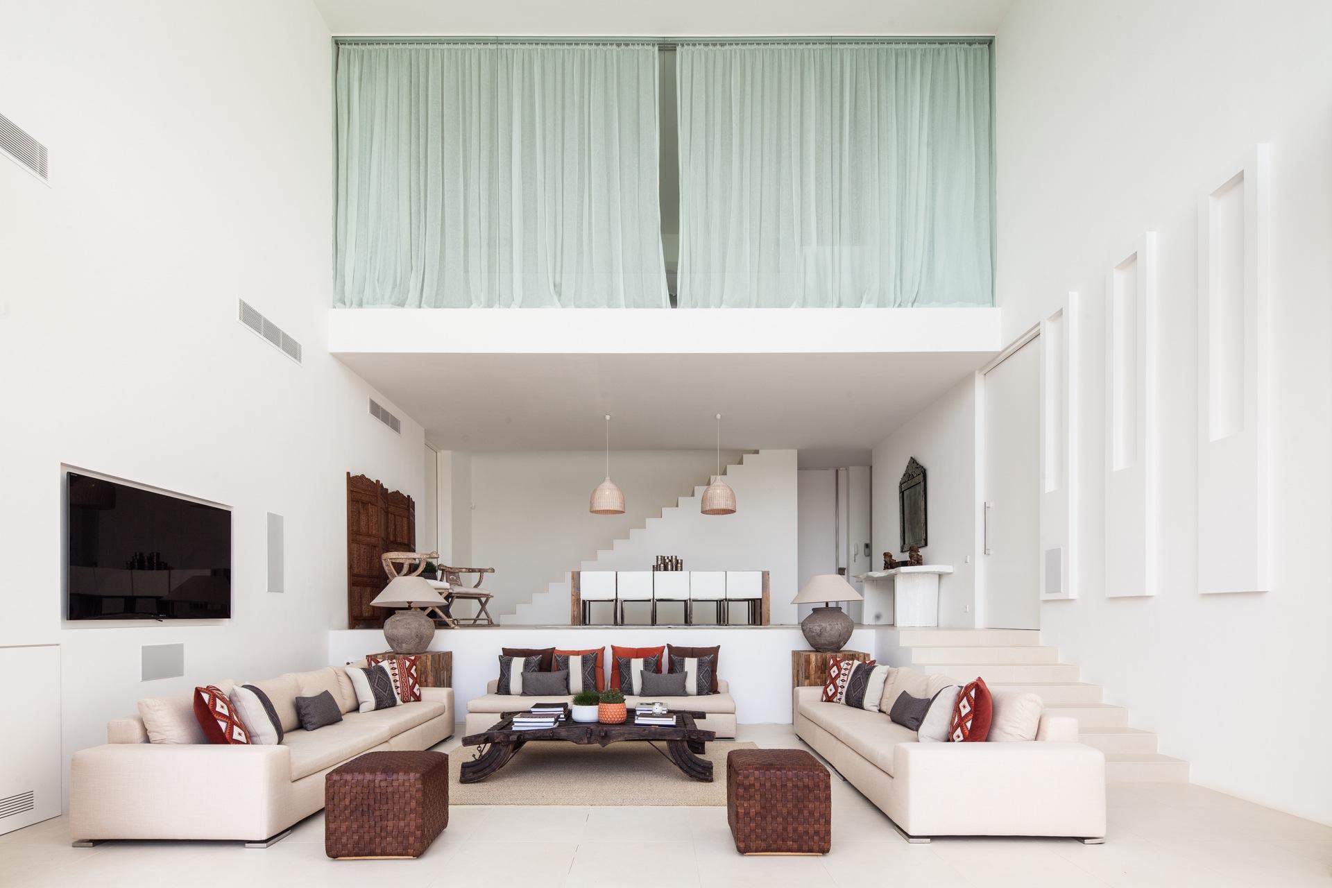 Ibiza Style Interieur : Ca lina ferienhaus mit pool im herzen ibizas mieten ibiza style
