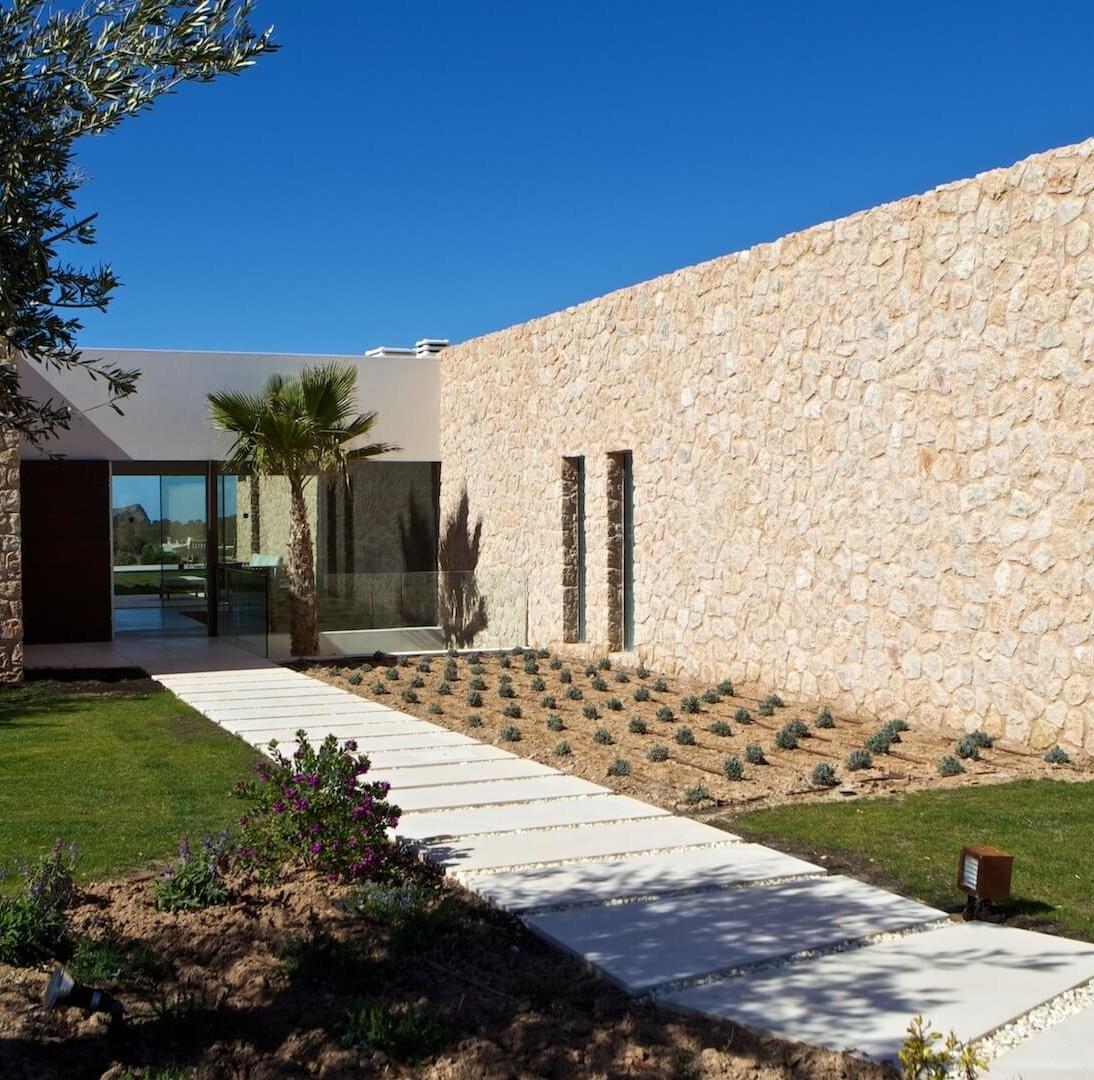 Espectacular villa vacacional en la costa oeste de ibiza ibiza style - Alquiler casa ibiza vacaciones ...