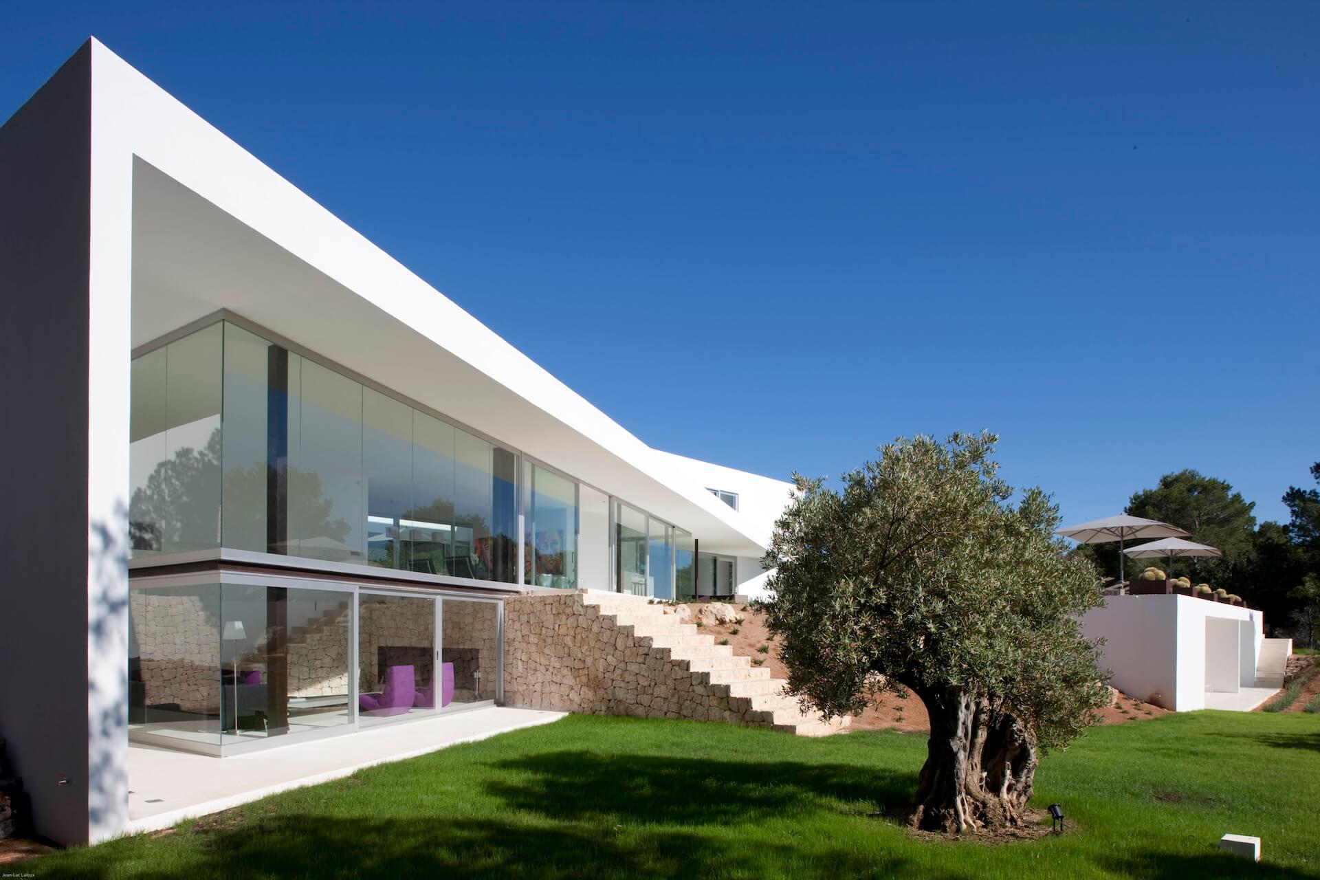 Ferien villa zwischen punta galera und cala salada ibiza for Villa a ibiza