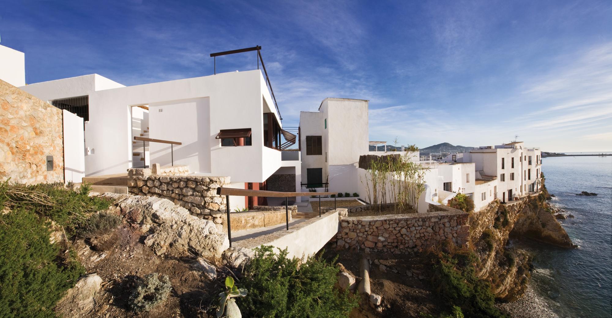 Arquitectos en ibiza ricardo bofill taller de summer house in ibiza photos xavi duran aabe - Arquitectos ibiza ...