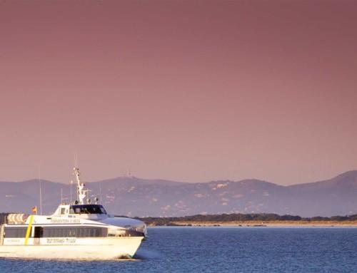 Fähre nach Formentera