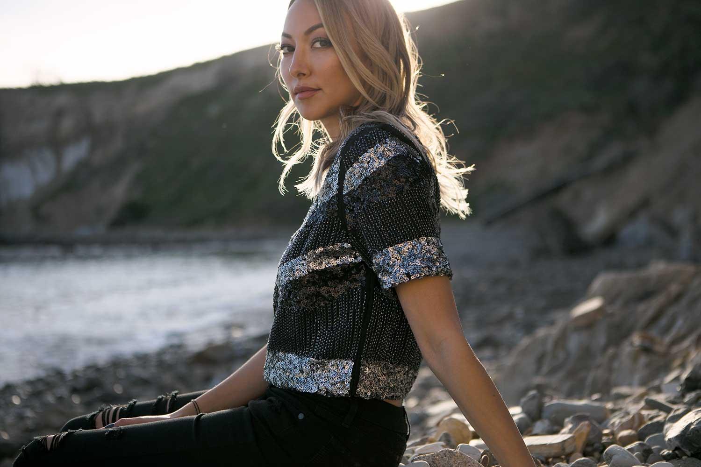 Lauren Lane - Ibiza Style