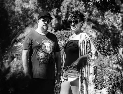 Scott and Mandy Gray