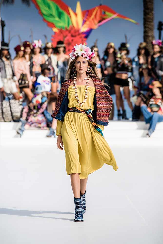 Mercedes Benz Fashion Weekend Ibiza Style
