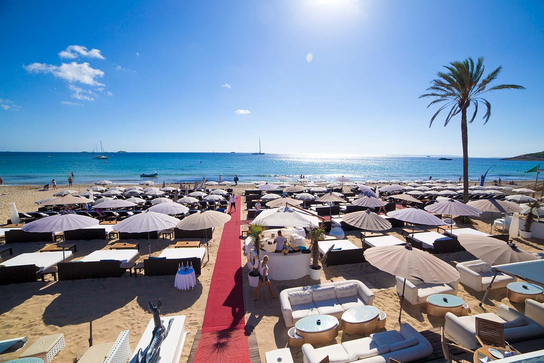 Nassau Beach Club Ibiza abierto todos los días verano 2019